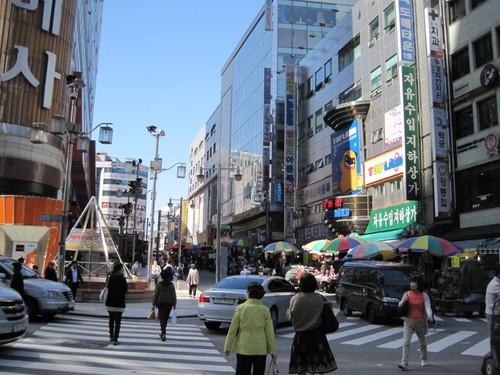 初めてのソウル ♪ ⑦ ホボントーストの朝食 南大門市場でお買い物!_f0236260_2154438.jpg