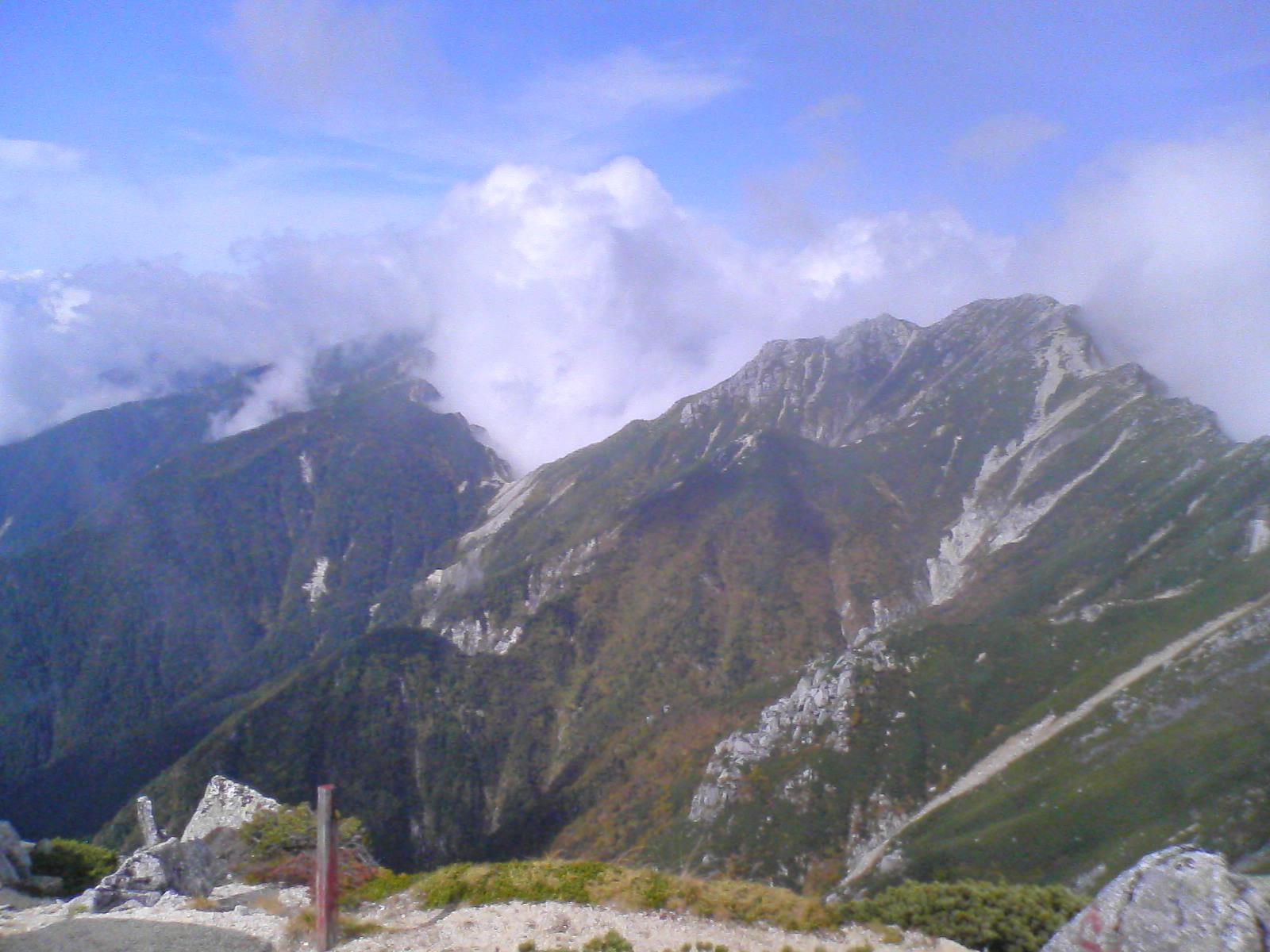 山登り_e0182990_2246565.jpg
