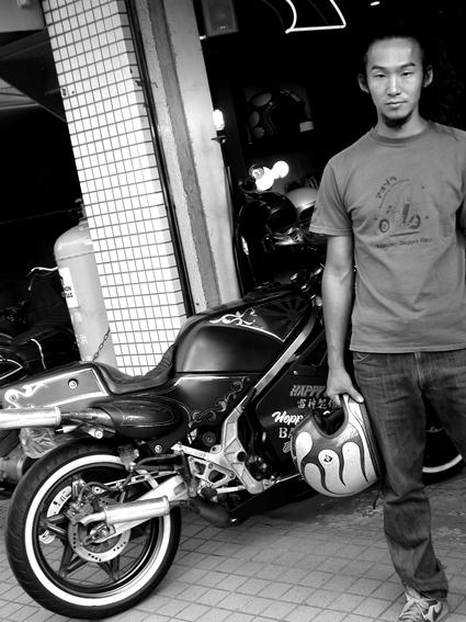 5COLORS 『 君はなんでそのバイクに乗ってるの?』 #27_f0203027_21584247.jpg