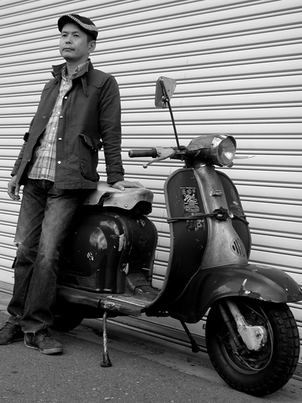 5COLORS 『 君はなんでそのバイクに乗ってるの?』 #27_f0203027_2159104.jpg