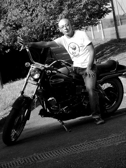 5COLORS 『 君はなんでそのバイクに乗ってるの?』 #27_f0203027_21593387.jpg