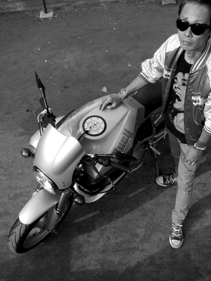 5COLORS 『 君はなんでそのバイクに乗ってるの?』 #27_f0203027_220772.jpg