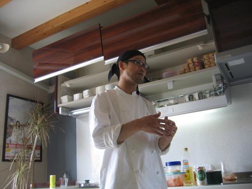 シーサー食堂料理教室 第2弾!_d0125228_0181365.jpg