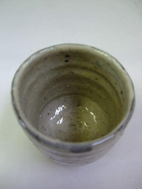 「唐津 湯呑展 ②」 8日(金)から始まりました。_f0144646_1644332.jpg
