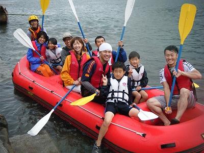 ボートで長良川下り_e0064783_14205097.jpg