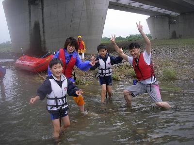 ボートで長良川下り_e0064783_14212595.jpg