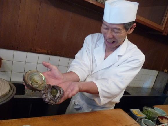 今回初めての寿司、至福!_c0180686_16104832.jpg