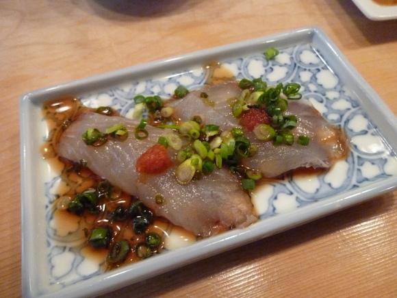 今回初めての寿司、至福!_c0180686_16225881.jpg