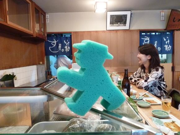 今回初めての寿司、至福!_c0180686_16235396.jpg