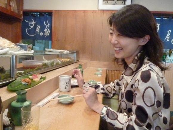 今回初めての寿司、至福!_c0180686_16305397.jpg