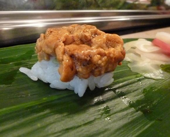今回初めての寿司、至福!_c0180686_1632423.jpg