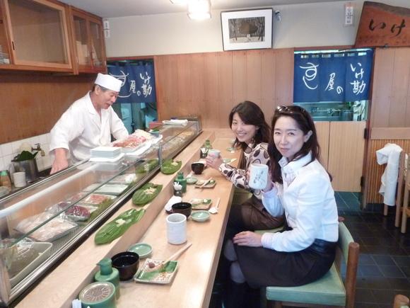 今回初めての寿司、至福!_c0180686_1684752.jpg
