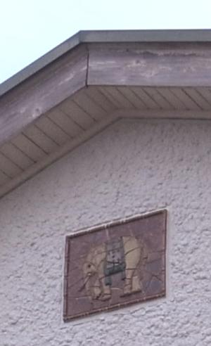 大正12年ゾウ舎のレリーフをあおいで~大人のための京都市動物園案内_c0069903_10484249.jpg