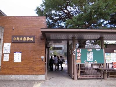 大正12年ゾウ舎のレリーフをあおいで~大人のための京都市動物園案内_c0069903_1051452.jpg