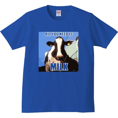牛Tシャツ売れた!?_b0047734_5541773.jpg