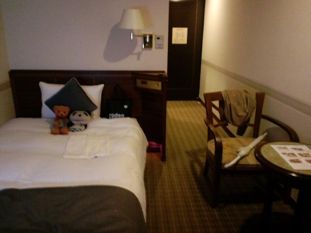ホテル到着_c0151965_2184329.jpg