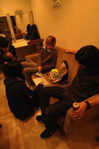 10/7代官山、からの蒼-アオイ-TOUR 2010 EXTRA_b0145688_8154961.jpg