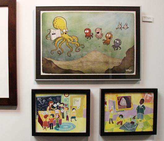 廃校になった小学校を使ったNYの大アート・イベント RE:FORM SCHOOL_b0007805_10594124.jpg