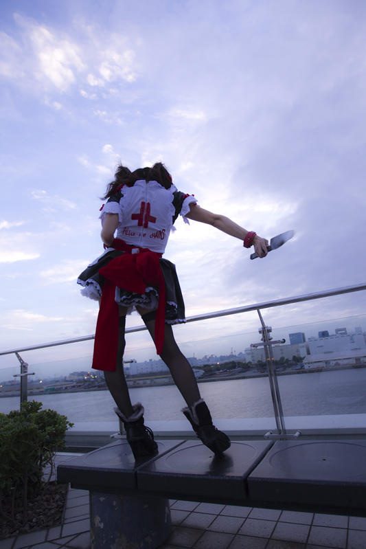 地獄遊戯さん【101003Dream Party東京2010秋 その2】_f0219509_3472153.jpg