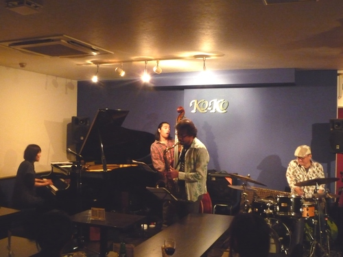渋谷KO-KO 10月5日(火)~10月10日(日)ライブ&ジャム・セッション_f0066211_1637521.jpg