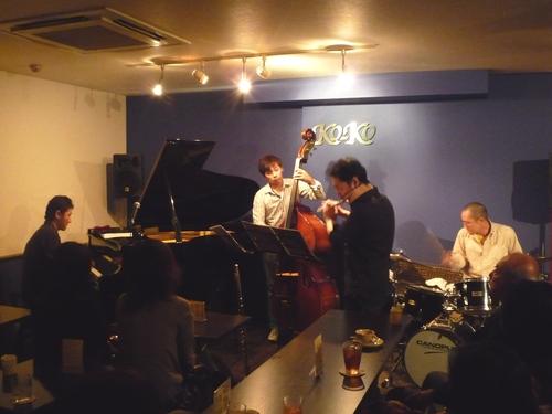 渋谷KO-KO 10月5日(火)~10月10日(日)ライブ&ジャム・セッション_f0066211_1645655.jpg