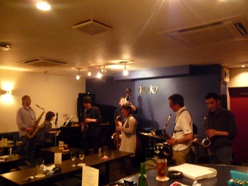 渋谷KO-KO 10月5日(火)~10月10日(日)ライブ&ジャム・セッション_f0066211_1647385.jpg