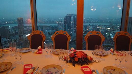 めくるめくシャンパーニュ晩餐会@ル・コントワール・ド・ブノワPart 1_f0215324_22302842.jpg