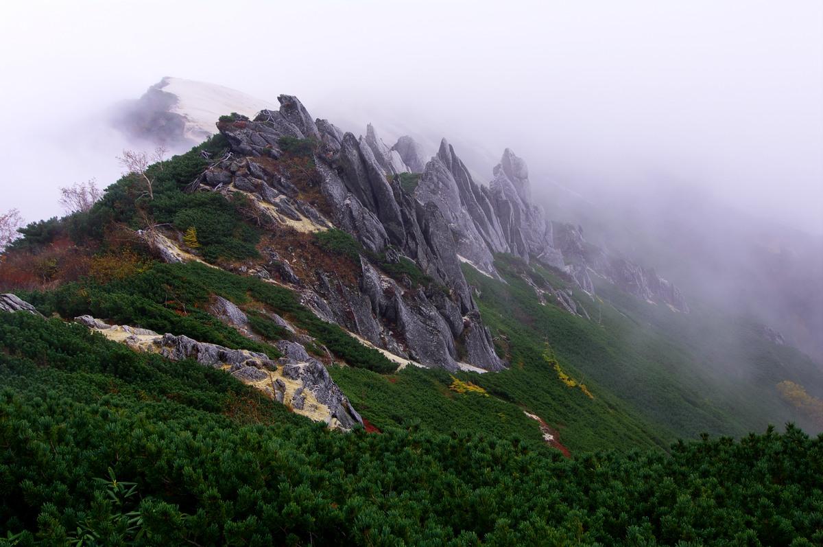 燕岳登山 その4 燕山荘から燕岳へ_a0060230_23392082.jpg