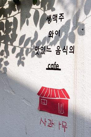 ソウル仁寺洞のスナップ 韓国の旅 2010年10月(5)_f0117059_19574438.jpg