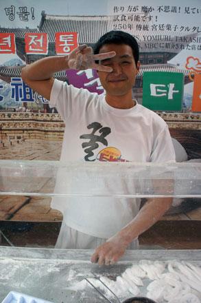 ソウル仁寺洞のスナップ 韓国の旅 2010年10月(5)_f0117059_19585473.jpg