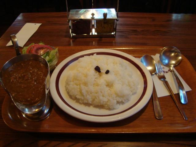 鎌倉「カレーライス キャラウェイ」へ_f0232060_20151579.jpg