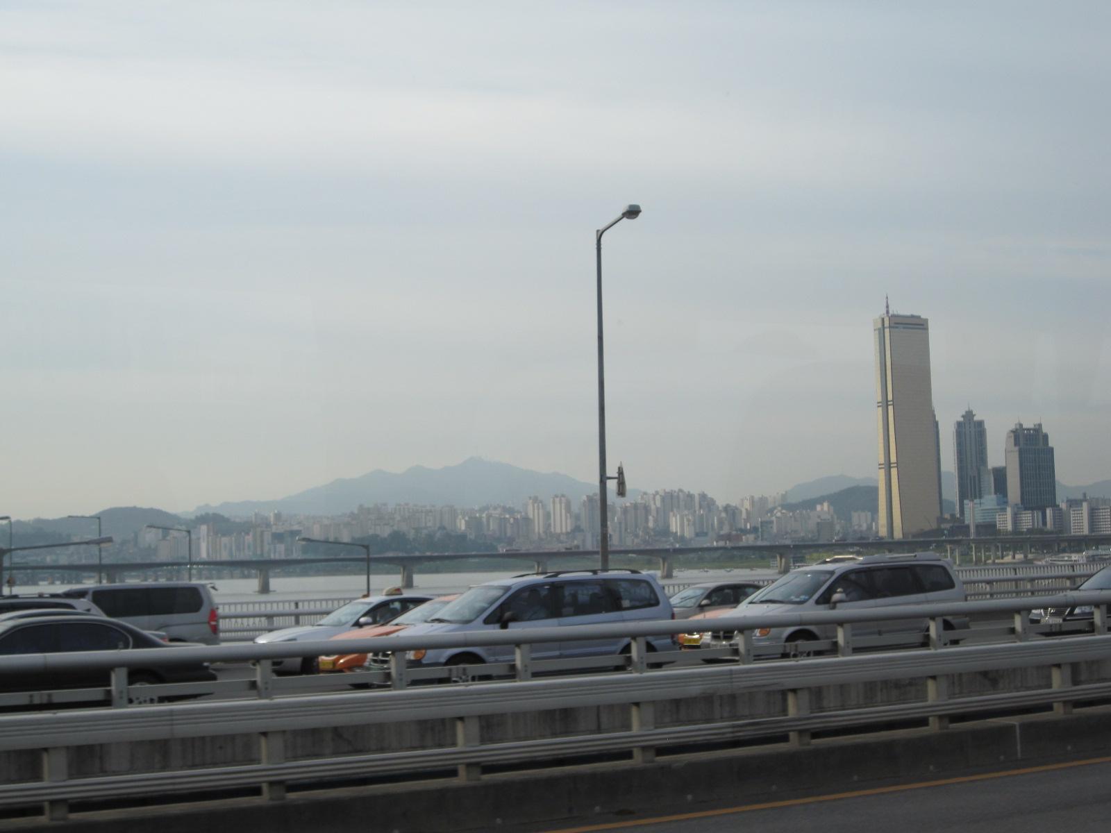 初めてのソウル ♪ ⑩ 帰路に・・_f0236260_2233401.jpg