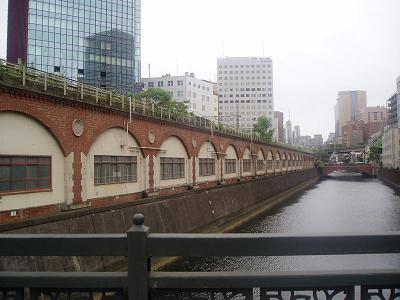 さよなら交通博物館(10) 万世橋駅等の遺構と再開発工事_f0030574_23591761.jpg