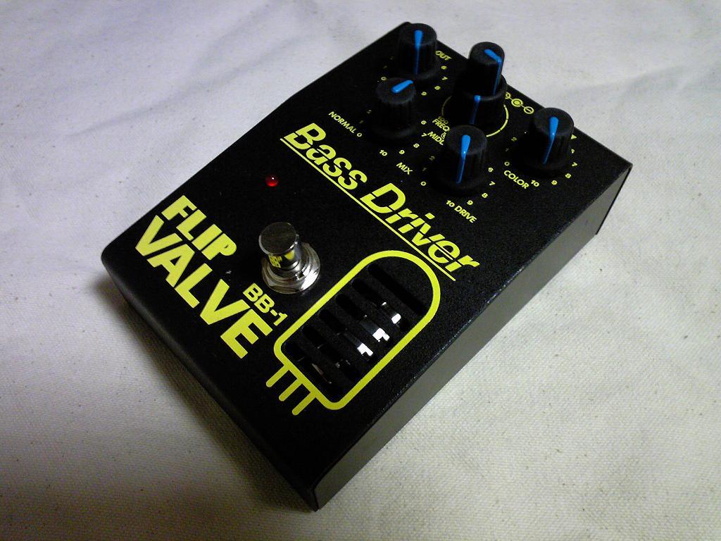 """Guyatone""""BB-1 Bass Driver""""_e0052576_23391916.jpg"""