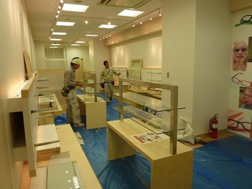 新店舗 工事中2_e0200978_1138193.jpg