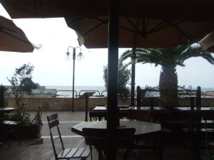 地中海クルーズ7日目 イタリア・チビタベッキアに和服のマリア様?!_e0030586_22373126.jpg