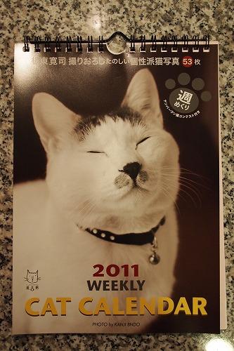 『パトラ、カレンダーに採用される』 の巻_e0160595_2055568.jpg