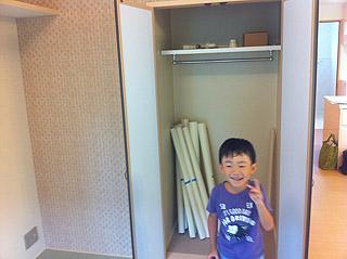子育てママの家づくり Vol.10 『両親の新築完成!』_b0193900_8144443.jpg