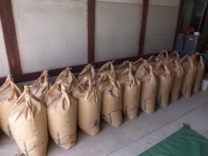 今日も籾すりだった_c0116915_044045.jpg