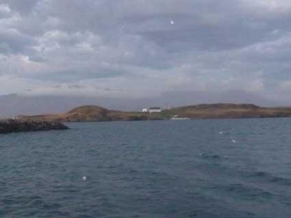 ジョン・レノンのピースタワーを楽しむ異常気象のアイスランド_c0003620_622299.jpg