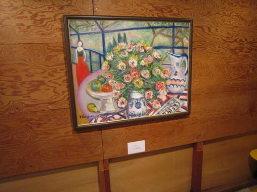 10月5日 山上陽太郎さんの展覧会に行く。_c0103137_9182490.jpg