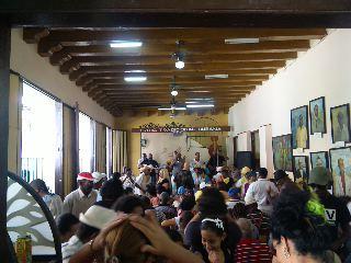 ソネス・デ・オリエンテin築地キューバン・カフェ_a0103940_13471772.jpg