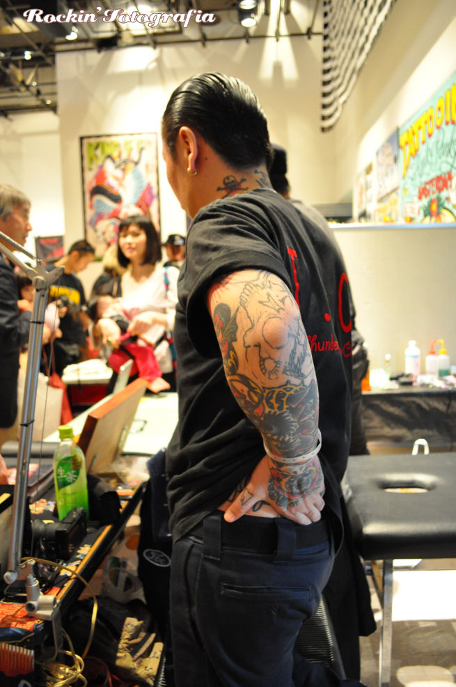 ☆KING OF TATTOO THE 5TH☆_e0083143_23202567.jpg