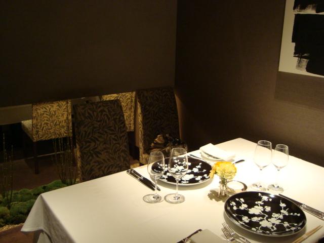 銀座「仏蘭西料理 みつ和」へ行く。_f0232060_010244.jpg
