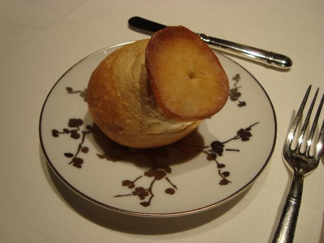 銀座「仏蘭西料理 みつ和」へ行く。_f0232060_016941.jpg