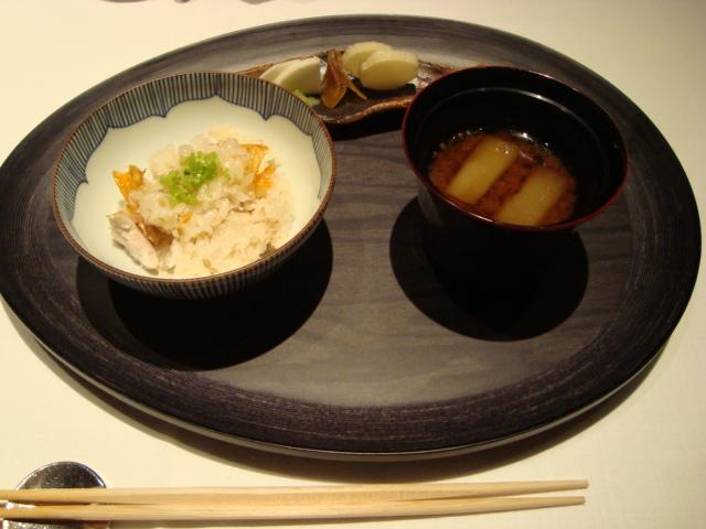 銀座「仏蘭西料理 みつ和」へ行く。_f0232060_0452958.jpg