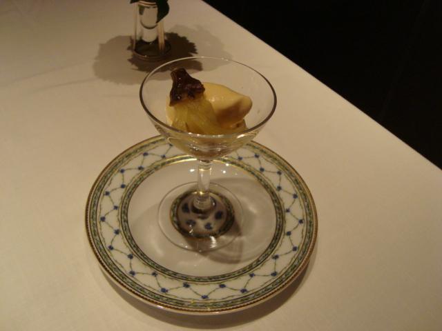 銀座「仏蘭西料理 みつ和」へ行く。_f0232060_135711.jpg