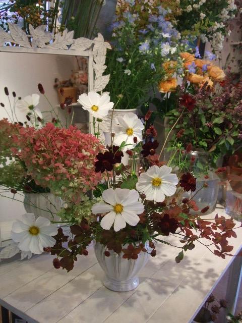 オークリーフ花の教室(吉田さんの作品)_f0049672_12581651.jpg