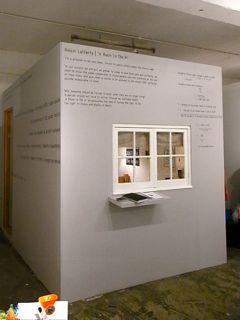 ロンドン Roisin Lafferty A ROOM TO DIE IN_b0141474_23439100.jpg