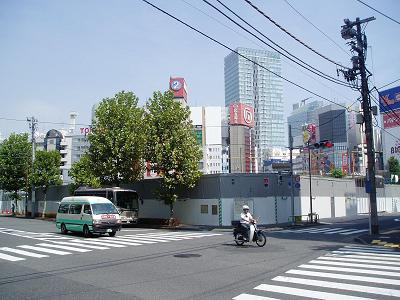 さよなら交通博物館(10) 万世橋駅等の遺構と再開発工事_f0030574_3193046.jpg